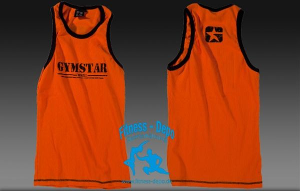 Scitec Nutrition Tanktop Gym Star Distress Gr. M