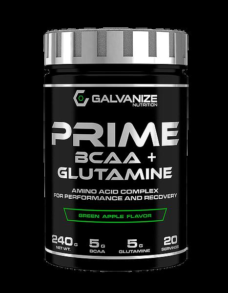 Galvanize Nutrition Prime BCAA + Glutamine