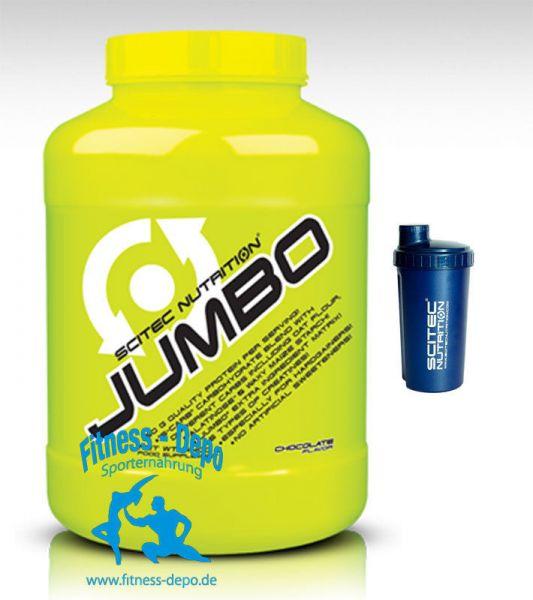 Scitec Nutrition(EUR13,29/kg) Jumbo 2860g Dose
