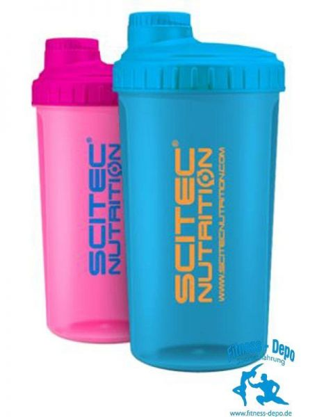 Set Shaker Scitec Neon 2#