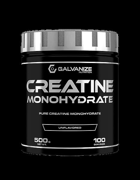 Galvanize Nutrition Creatine Monohydrate