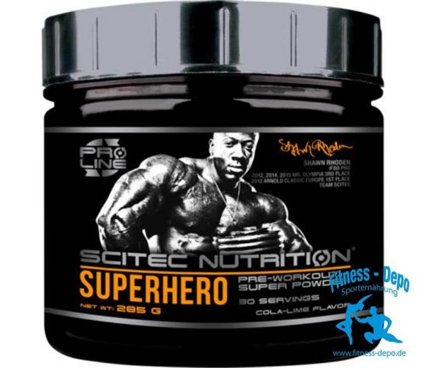 Scitec Nutrition Superhero - 285g