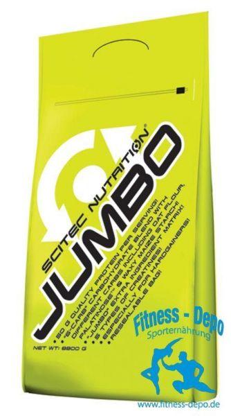 Scitec Nutrition Jumbo 8800g + Shaker