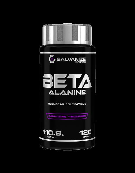 Galvanize Nutrition Beta Alanine (120 Kapseln)