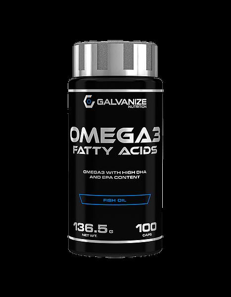 Galvanize Nutrition Omega 3 (100 Kapseln)