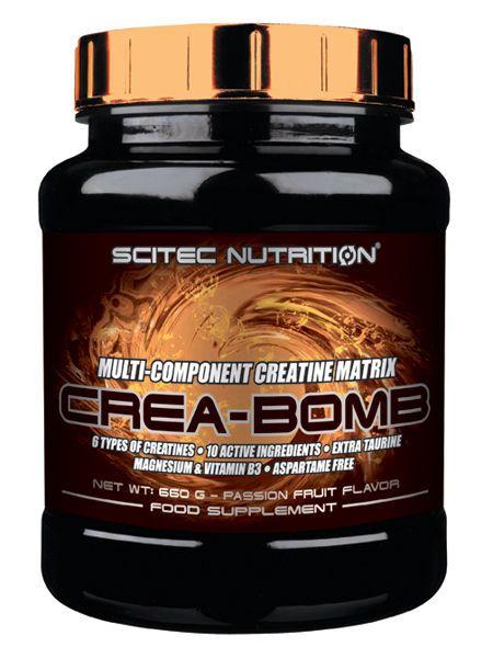 Scitec Nutrition Grea Bomb 660g