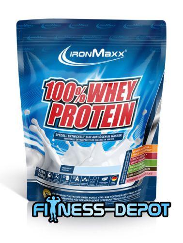 Iron Maxx100% Whey Protein (2350g) (16,97€ / 1 Kg)+ Shaker und Proben Aktion!#
