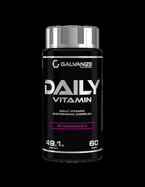 Galvanize Nutrition Daily Vitamin (60 Kapseln)