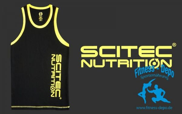 Scitec Nutrition V-Tank Muscle Shirt