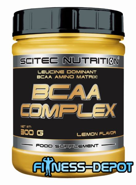 BCAA COMPLEX 300g Zitrone