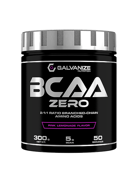 Galvanize Nutrition BCAA Zero 2:1:1