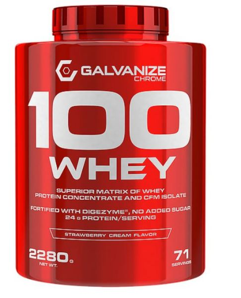 Galvanize Chom 100 Whey