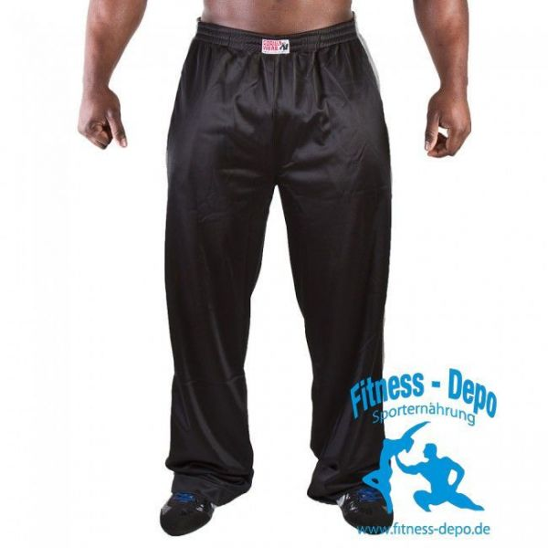Gorilla Wear Track Pants black grey
