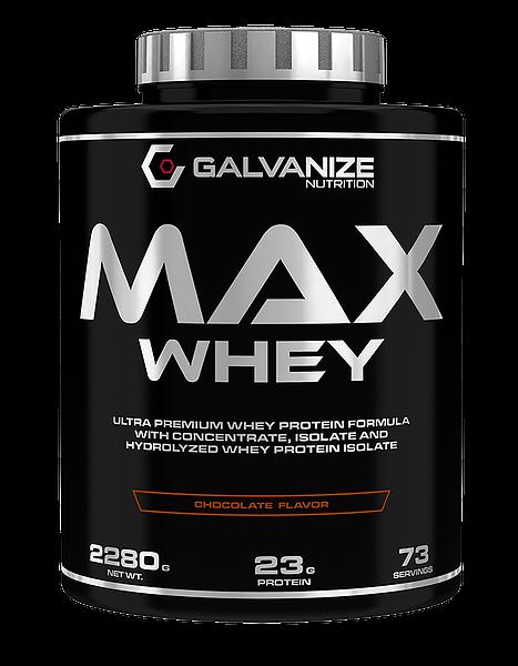 Galvanize Nutrition Max Whey
