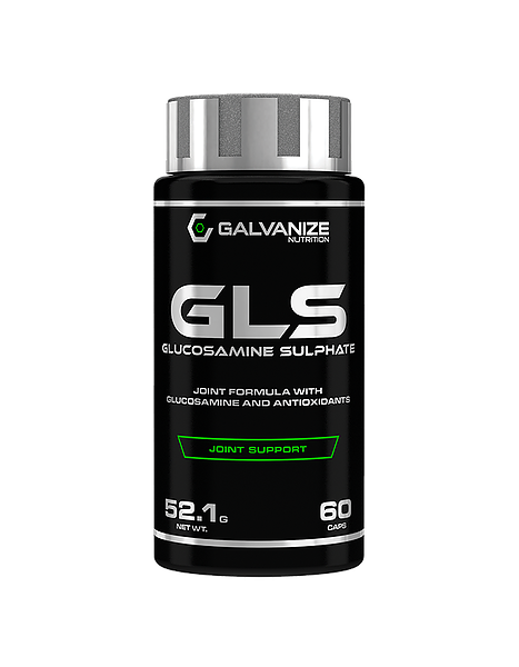 Galvanize Nutrition GLS Glucosamin (60 Kapseln)