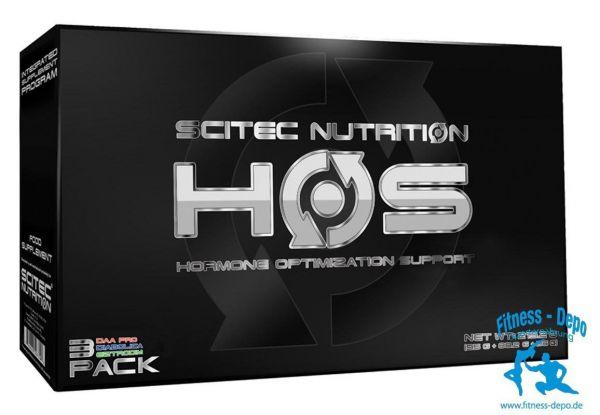 Scitec Nutrition H.O.S + Pillenbox (1,73€ /Anwendung)