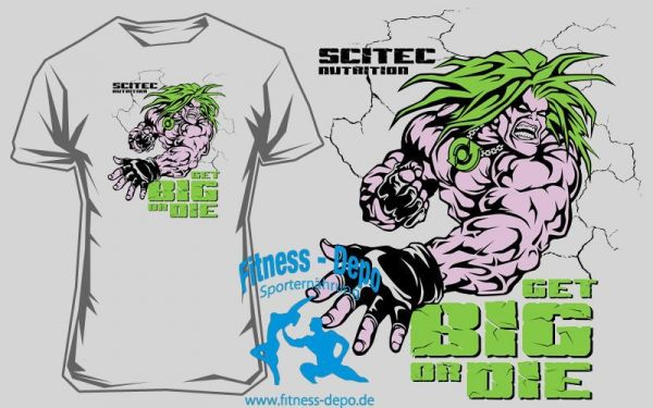 Scitec Nutrition Get Big or Die 2