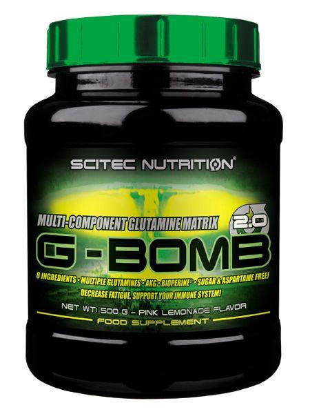 Scitec Nutrition G-Bomb 500 Dose