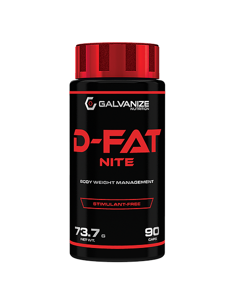 Galvanize Nutrition D-FAT NITE 90 Kapseln