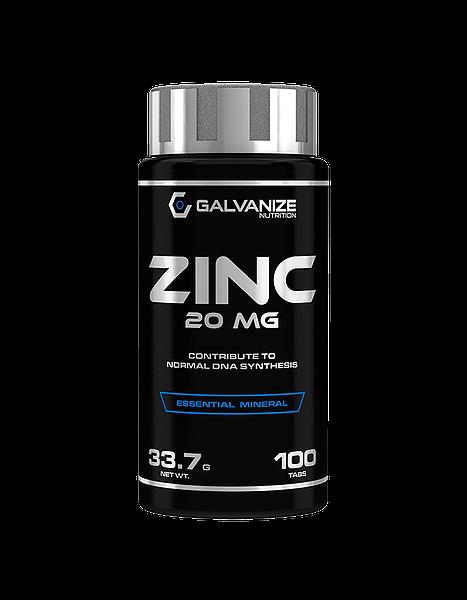 Galvanize Nutrition Zink (100 Tabletten)