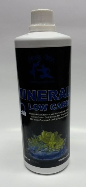 Mineral Low Carb 1000ml Flasche 1:80