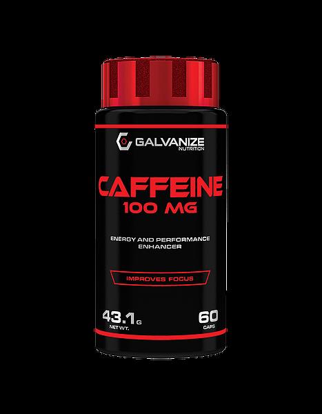 Galvanize Nutrition Caffeine (60 Kapseln)