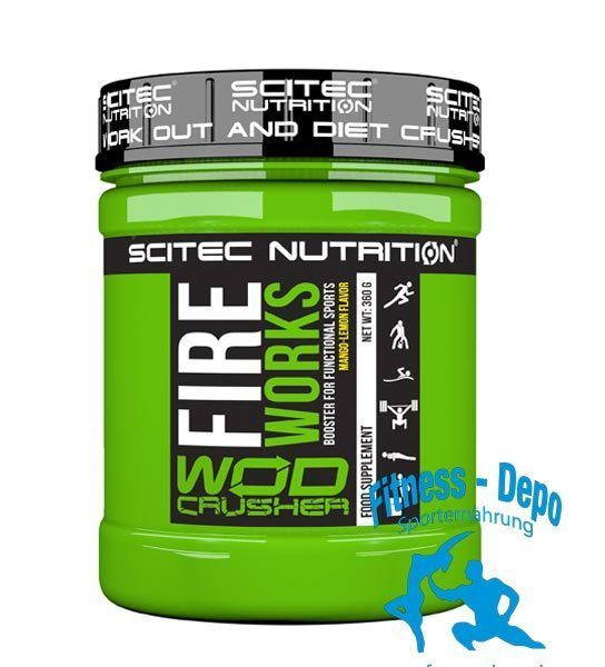 Scitec Nutrition wod_crusher_fireworks_360g