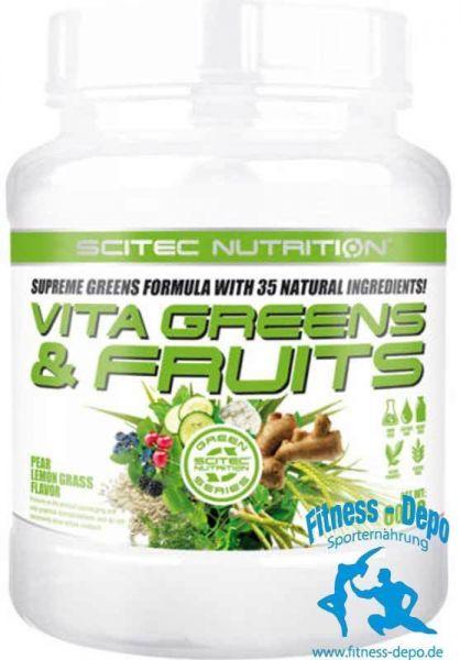 Vita Greens&Fruit 300g Apfel