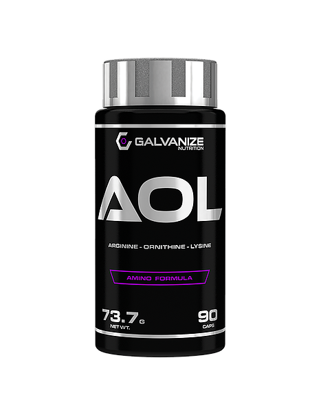Galvanize Nutrition AOL (90 Kapseln)
