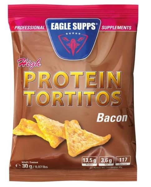 Eagle Supps High Protein Torritos Bacon 30g